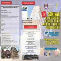 Seminar on Sustainable Future Through Engineered Timber Construction (SABAH)
